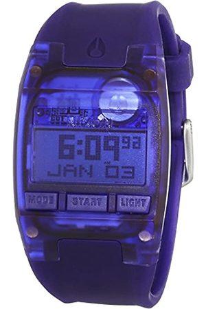 Nixon Women's Quartz Watch Digital Display and Silicone Strap A3362045-00