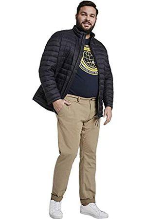 TOM TAILOR Men+ Men's Struktur Chino Trouser Not Applicable