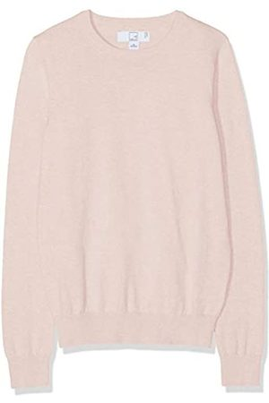 MERAKI Women's Lightweight Cotton Crew Neck Jumper