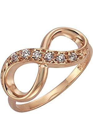 Zeeme Women's Ring 925 Sterling Silver/ Zirconia - 283270090–1-054