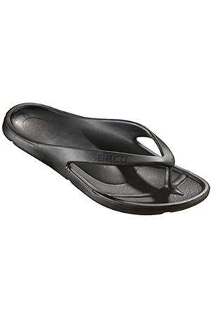 Beco Unisex Toe Slippers, (schwarz)