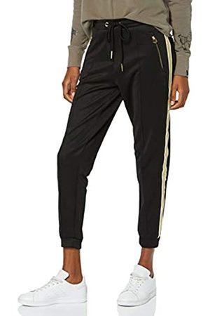 True Religion Women's Contrast Stripe Pant Sports Trousers