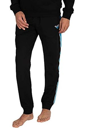 Emporio Armani Men's Homewear-Iconic Terry Trousers Sports