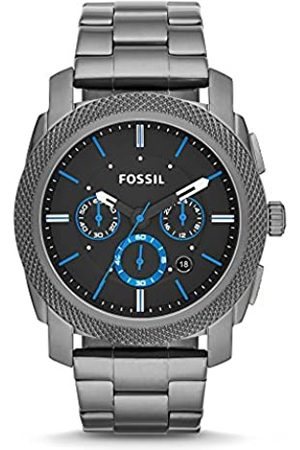 Fossil Men's Chronograph Quartz Watch with Stainless Steel Strap FS4931