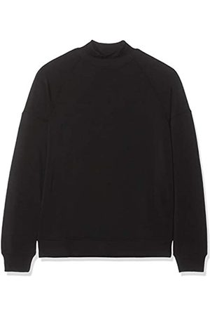 find. Soft Jersey High Neck Sweatshirt