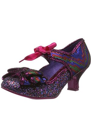 Poetic Licence by Irregular Choice Women's Apple Spice Mary Janes