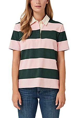 s.Oliver Women's 14.907.35.6582 Polo Shirt