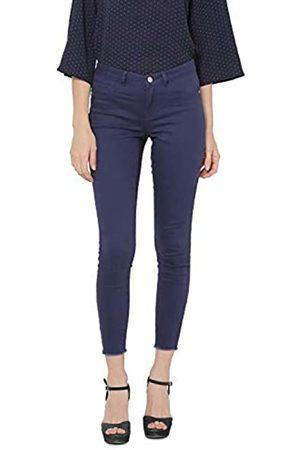 JDY Women's jake Skinny Rw Med DNM Noos Jeans