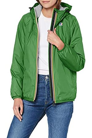 K-Way Women's LE VRAI 3.0 Claudette ORSETTO Rain Jacket