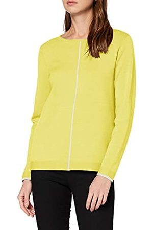 Cecil Women's 301164 Jumper, (Gelb)