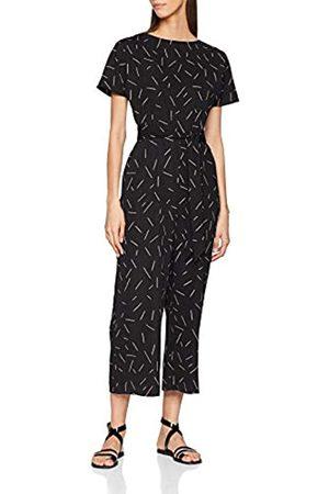 warehouse Women's Dash Print Jumpsuit