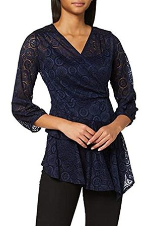 Joe Browns Women's Lacy Wrap Style Top Long Sleeve