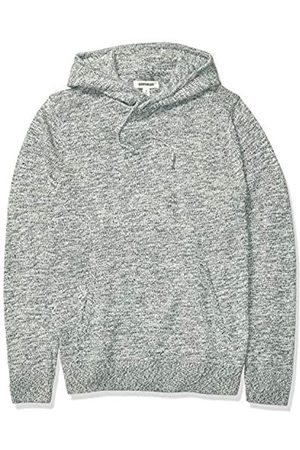 Goodthreads Supersoft Marled Pullover Hoodie Sweater Pine