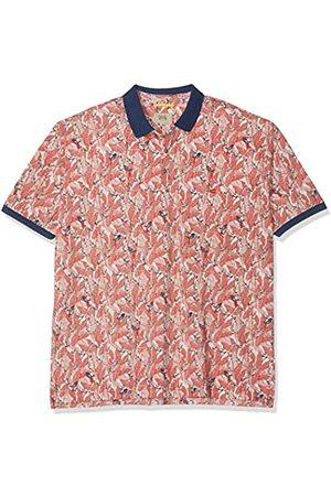 camel active Men's Polo PIQUÉ 1/2 Shirt