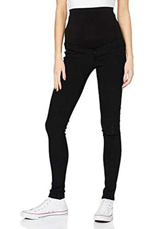 Mamalicious Women's Mlsanibel Slim Jegging Maternity Trousers