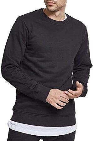 Urban Classics Men's Basic Terry Crew Sweatshirt