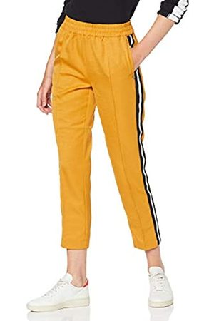 Scotch & Soda Maison Women's Tapered Jogger with Side Stripes Trouser