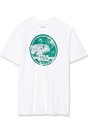 Star Wars Men's Millenium Badge T-Shirt