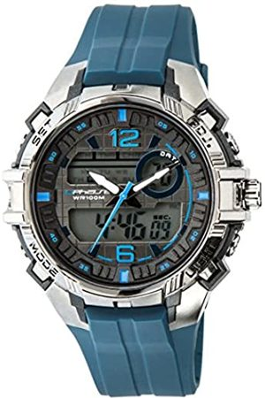 UphasE UP700-160 Quartz Chronograph Digital-Analogue Watch