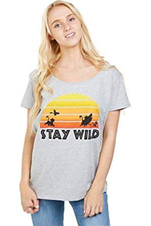 Disney Women's Lion King Stay Wild T-Shirt