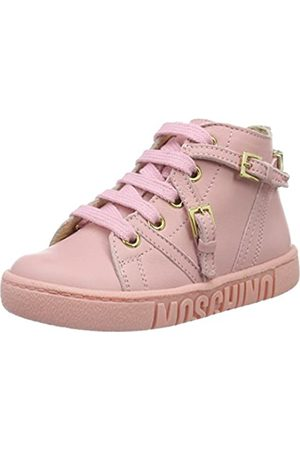 Moschino Girls' 25914 Low-Top Sneakers Size: 9 UK