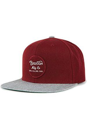 BRIXTON Men's Wheeler Snapback Baseball Cap