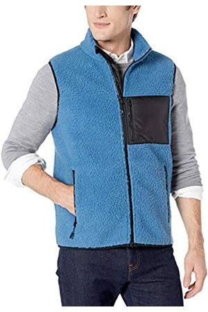 Goodthreads Sherpa Fleece Vest Sea