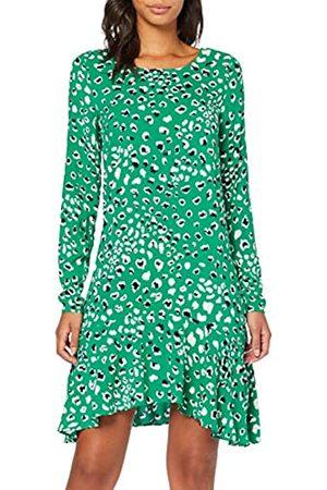 Vila Women's Viatta Pardas L/S Dress