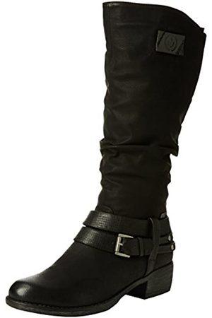 Rieker Women's 93158 Ankle Boots, (Schwarz/Schwarz/Schwarz 00)