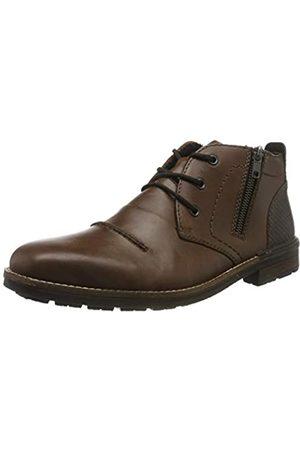 Rieker Men's Herbst/Winter Classic Boots, (Mokka/Kastanie/Schwarz 26)