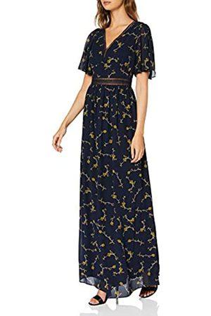 APART Fashion Women's Printed Chiffon Dress Party