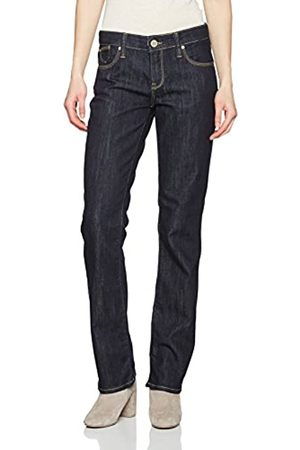 Mavi Women's Mona Straight Jeans (rinse sunset str 18536)- W29/L34