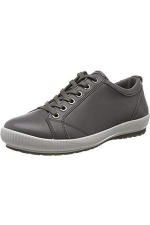 Legero Women's Tanaro Low-Top Sneakers, (Basalto (Grau) 21)