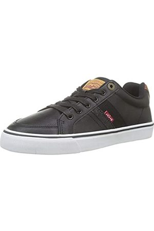LEVIS FOOTWEAR AND ACCESSORIES Men's Turner Trainers, (Regular 159)
