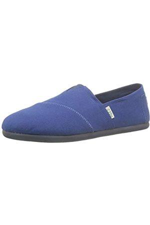 Paez Men's Classic Block Color Espadrilles, (Azul 316)