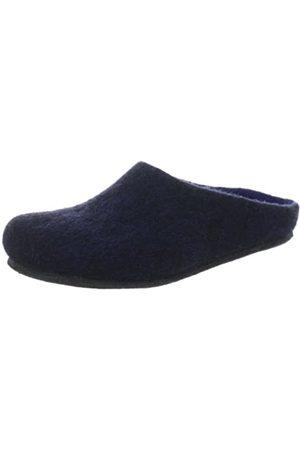MagicFelt Unisex - Adult AN 709 Slippers Blau (midnight 4828) Size: 37 EU (4 UK)