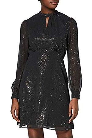 Warehouse Women's Glitter Mini Dress