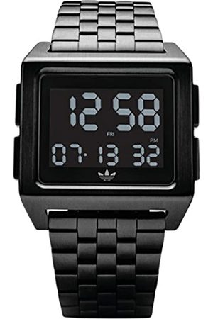 adidas Men's Digital Watch with Stainless Steel Strap Z01-001-00
