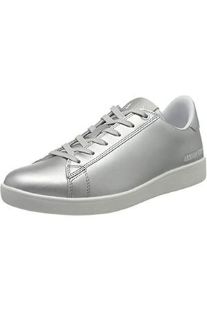 Armani Women's Box Sole Sneakers Low-Top, ( 00077)