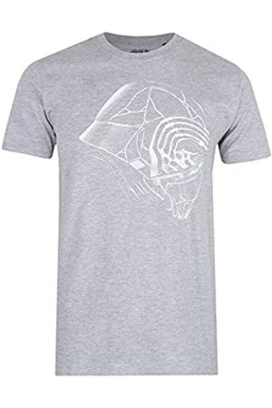 Star Wars Men's Kylo Profile T-Shirt