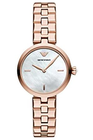 Emporio Armani Quartz Watch with Stainless Steel Strap AR11196