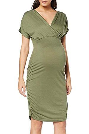 Mamalicious Women's Mlpilar S/s Jersey Abk Dress V