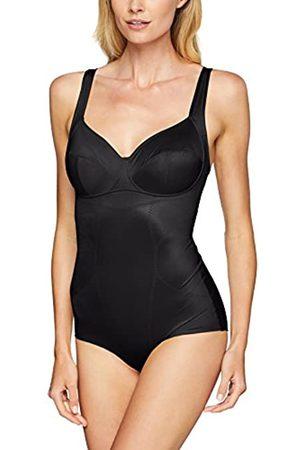 Playtex Women's 001X Bodysuit, (Negro 001)