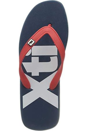 Leatherman Men's 49674 Flip Flops, (Rojo Rojo)