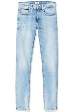 Tommy Hilfiger Men's Austin Slim Tapered CRTLT Straight Jeans