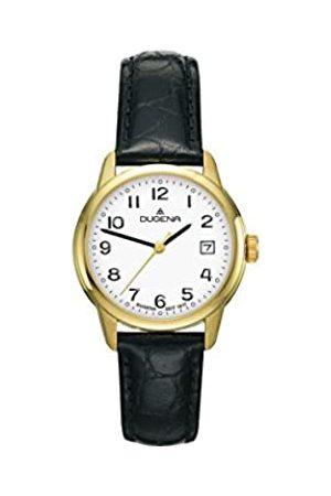 Dugena Women's Analogue Quartz Watch with Leather Strap 4460715