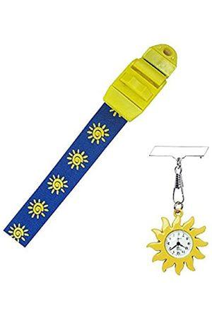 FunkyMedical Sun Nurse Gift Fob Watch and Tourniquet Set