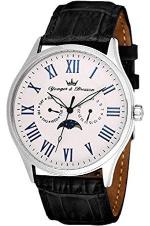 Yonger & Bresson YONGER&BRESSON - Men's Watch HCC 048/BLA