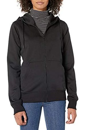 Volcom WomensCascara Baselayer Hydrophobic Fleece Hooded Sweatshirt Hooded Sweatshirt - - Large