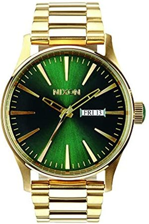 Nixon Men's Analogue Quartz Watch with Stainless Steel Strap A356-1919-00